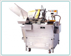 Automatic Vertical Rotary Type Ampoule Sticker