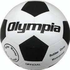 Cameras rubber for soccer balls