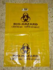 Bio-Hazard Bags