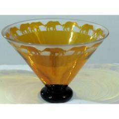 Banquet Decorative Glass Items