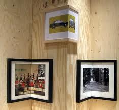 Ramar för bilder trä-