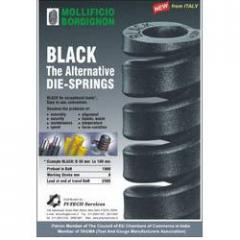 Supreme Load BLACK Wire Springs