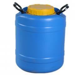 Hard plastic consumer containers