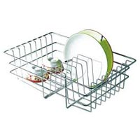 Stainless Steel Plate Sink Baskets