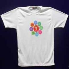 Rubber Print T-Shirts