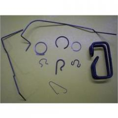 Wire Forms, Rings, Securing Rings Etc