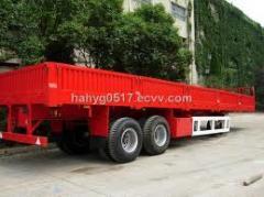 Semi Trailer - Panel Trucks