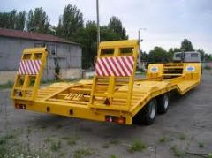 Semi Trailer - Heavy Duty