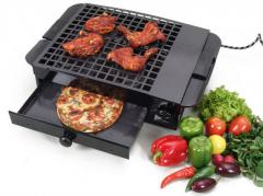 Electric Grill with Tava