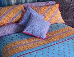 Coverlet fabrics