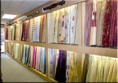 Fabrics curtain