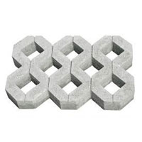 Concrete Grass Pavers
