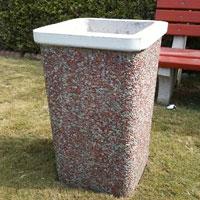 Concrete Dustbin