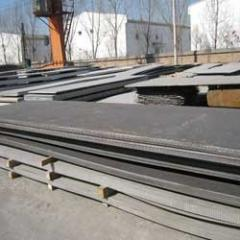 High MN. Steel plate