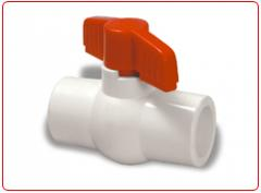 Ppr Piping System Plastic Body Ball Valve