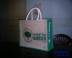 Promotional Bags With Cotton Handle Load Carrying