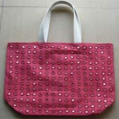 Designer Embroidered Handbags