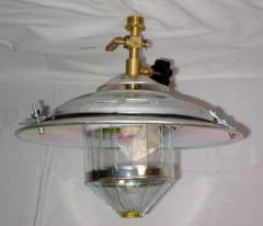 Biogas Lamp