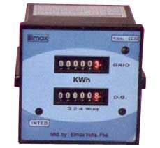 Dual Energy Meter With Counter