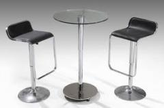 Stainless steel Bar Table, Bar Chair