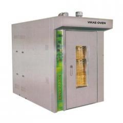 Mini Rotary Rack Oven