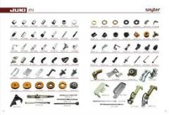 Juki Machine spare parts