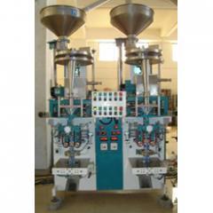 Twin Head Granules Packing Machine