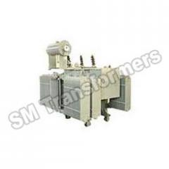 High tension power transformers