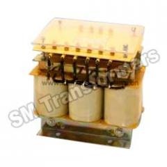 Low tension power transformers