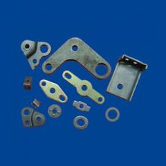 Hot Rolled Steel Components