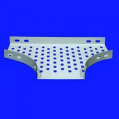 Bends For Perforated Type Tray