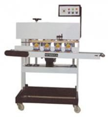 Pouch Sealing Machines (Band Sealer) with Filling