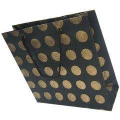 Handmade paper gift bags