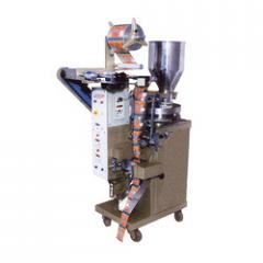 Solid & Liquid Pouch Packaging Machine