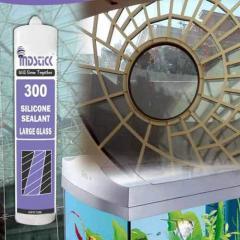 Big Glass Silicone Glazing Sealant