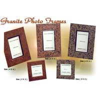Granite Photo Frame