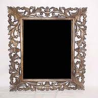 Hand Crafted Mirror Frames