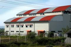 Industrial Roof/Industrial Roofing