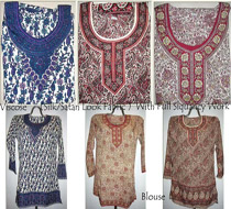 Sequence Blouse Apparel