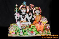 Shiva parvati d