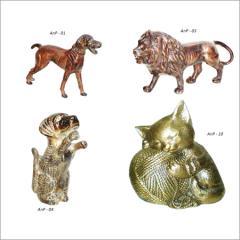 Metal Crafted Animal