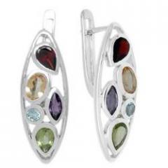 925 Silver Earings