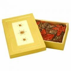 Garment packaging - Saree box