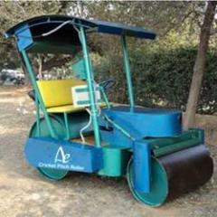 Cricket Pitch Roller Electric