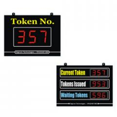 Wireless Token Display System (Dual Side Display)