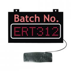 Alphanumeric LED Display Board