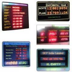 Custom & Industrial LED Displays