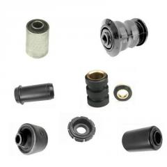 Rubber Bonded Bushes