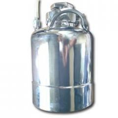 SS 316L Pressure Vessels (1 Ltr To 10 Ltrs)