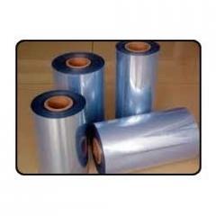 PVC blister packaging film